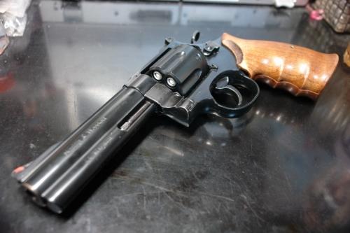 S&W M629 ciassic ⑥「クマ撃ち拳銃」