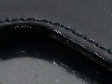 パスケース(ランドセル リメイク)~本体窓コバ仕上げ 拡大