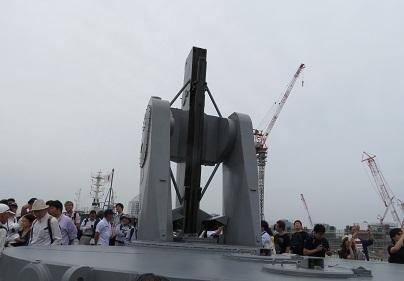 ターターDミサイル発射装置
