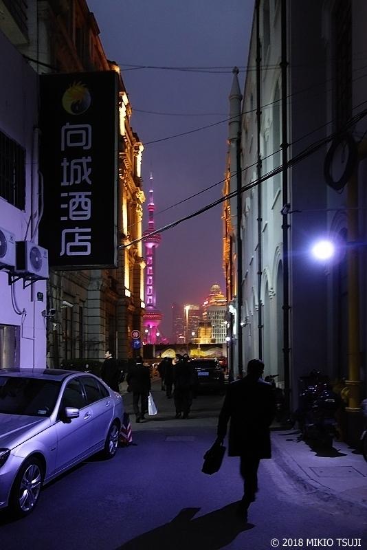 絶景探しの旅 - 0559 旧世界と新世界の境界線 (中国 上海)