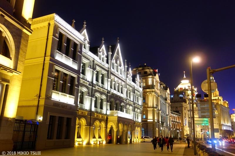 絶景探しの旅 - 0560 上海の歴史西洋建造物の連なる街並み (中国 上海)