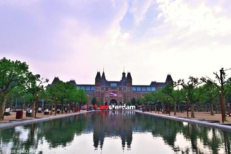 絶景探しの旅 - 0628 I amsterdam(オランダ アムステルダム)
