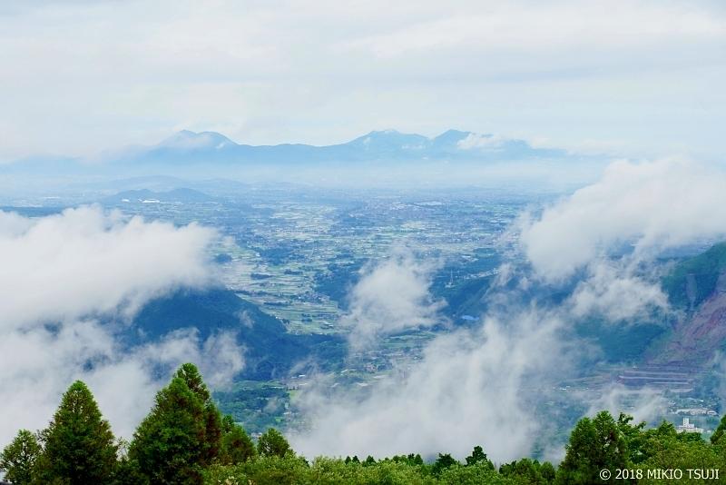 絶景探しの旅 - 0642 白い阿蘇の風景 (熊本県 阿蘇市)